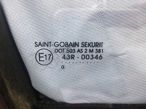 автостекла SAINT GOBAIN SEKURIT