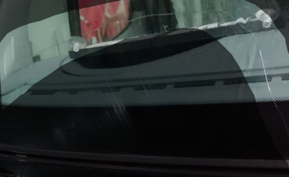 MERCEDES SPRINTER замена лобового стекла