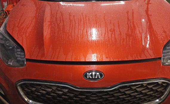 замена лобового стекла на kia