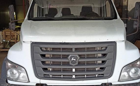 Замена лобового стекла на GAZ ГАЗОН NEXT 2018г